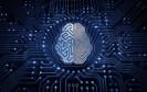 Digitales Gehirn als Symbol für Künstliche Intelligenz