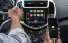Apple carplay im Chevrolet