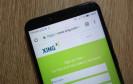 Xing-App auf dem Smartphone