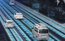 Datenautobahn und selbstfahrende Fahrzeuge