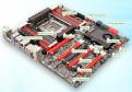 Das Mainboard ist das zentrale Bauteil in einem PC. Hier werden nicht nur alle Laufwerke und – mit wenigen Ausnahmen – sämtliche Peripheriegeräte angeschlossen, sondern auch der Hauptprozessor und der Arbeitsspeicher eingesteckt.
