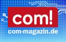 Das Internet-Angebot der com! ist nun auch als mobile Website verfügbar.