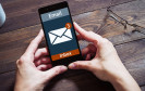 E-Mail-App am Smartphone