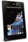 Acer Iconia B1: Das Android-Tablet zu Preisen ab 120 Euro ist 20 x 13 x 1 cm groß und wiegt 320 g. Seine Schwächen liegen im mit 512 MByte knapp bemessenen Arbeitsspeicher und in der geringen Auflösung von 1024x600 Pixel.