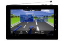Endeavour TV Seven: Navi-Tablet mit TV-Empfänger