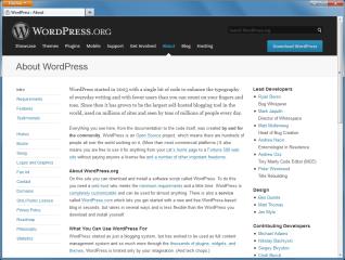 Mit dem Open-Source-CMS WordPress gestalten Sie Ihre Homepage