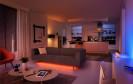 Philips LivingColors: LED-Leuchten mit Smartphone-Steuerung