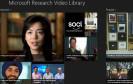 Nachschlagewerk: Microsoft Research veröffentlicht Video-App