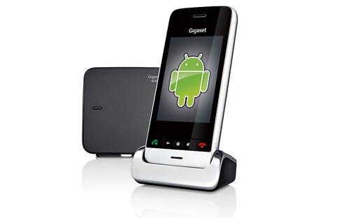 Android Festnetztelefon