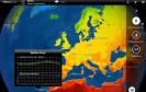 Mobilegeräte: MeteoEarth-App bietet 3D-Wetteransicht