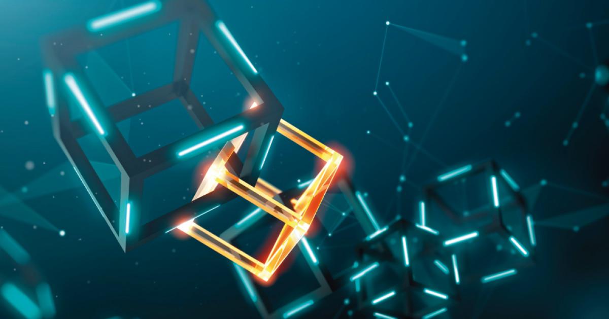 Blockchain dlt mining fintech