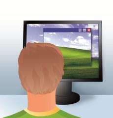 Tom übernimmt dann mit Teamviewer die Kontrolle über Lisas PC. Er kann ihn fernsteuern, Dateien übertragen und auf Netzwerkgeräte zugreifen.