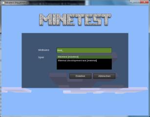 Minetest ist ein freies Open-World-Sandbox-Spiel, das sich stark an dem Indie-Spielehit Minecraft orientiert.