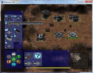 Warzone 2100 ist ein 1999 von Eidos Interactive veröffentlichtes Echtzeit-Strategiespiel, das seit 2004 unter der GNU General Public License verfügbar ist.