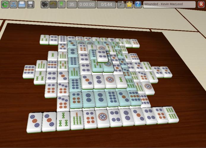 Spiele Com Mahjong