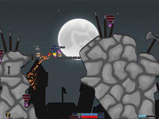 Hedgewars ist ein rundenbasiertes Computerspiel für einen oder mehrere Spieler, das sich an dem beliebten Klassiker Worms orientiert.