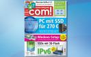 Das com! Magazin 10/2013 liegt ab 6. September 2013 für Sie am Kiosk bereit. Wenn Sie vorab schon einmal reinschnuppern möchten, dann laden Sie hier unsere kostenlose Leseprobe.