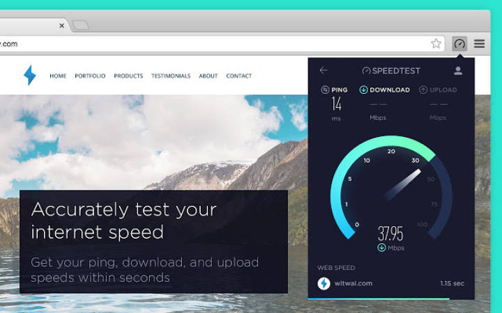Speedtest Ookla