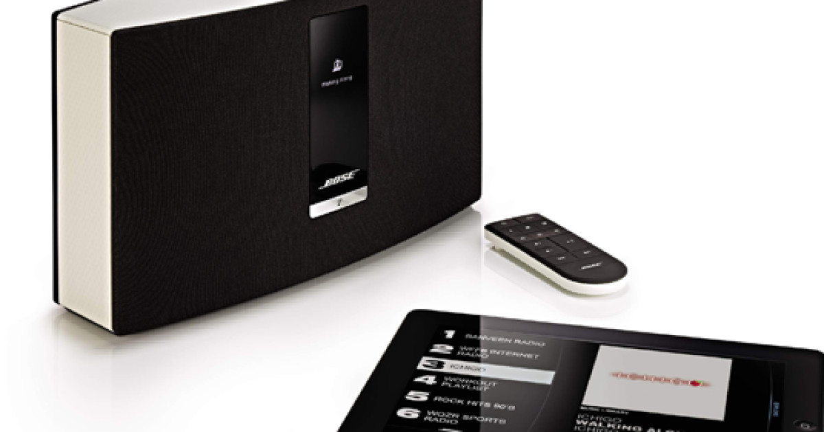bose soundtouch wi fi music system com professional. Black Bedroom Furniture Sets. Home Design Ideas