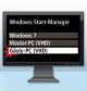 """Gäste-PC booten: Sie starten Ihren PC neu und wählen im Windows-Start-Manager den neuen Eintrag """"Gäste-PC (VHD)"""" aus. Der neue PC bootet."""