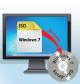 Setup-DVD brennen: Sie brennen die bearbeitete ISO-Datei auf eine DVD. Sie erhalten eine Setup-DVD von Windows 7, die alle Versionen installiert.