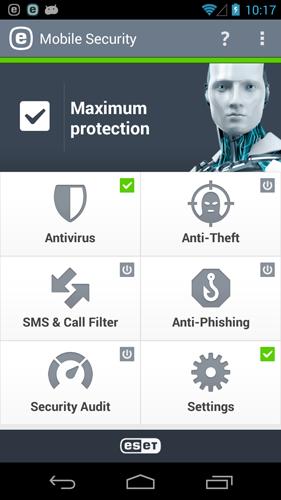 Virenscanner für android