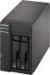Asustor AS-602T: Prozessor Intel Atom 2,13 GHz Dual-Core, 1 GByte Arbeitsspeicher