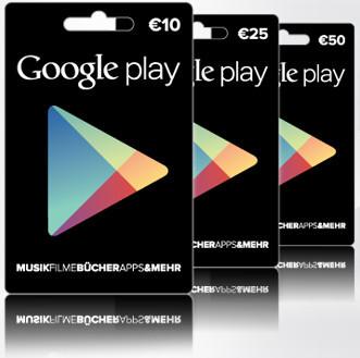 google play store karte online kaufen lastschrift