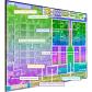 Prozessoren nennt man dann heterogen, wenn sie neben der eigentlichen Recheneinheit – dem CPU-Kern – noch einen Grafikchip besitzen. Die grafische Recheneinheit heißt GPU: Graphics Processing Unit.
