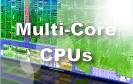 Heterogene Multi-Core-Prozessoren besitzen neben der eigentlichen Recheneinheit – den CPU-Kernen – noch einen Grafikchip. Die grafische Recheneinheit heißt GPU: Graphics Processing Unit.