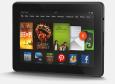 Kindle Fire HDX: Das 7-Zoll-Tablet verfügt über ein IPS-Display mit 1920x1200 Bildpunkten (323 ppi). Ebenso wie beim Kindle Fire HDX ist ein GPS-Sensor nur in der LTE-Variante des Tablets verbaut.