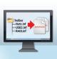 """3. Treiber integrieren: Sie integrieren die heruntergeladenen Treiber in die Dateien """"boot.wim"""" und """"install.wim"""" aus dem Windows-Setup."""