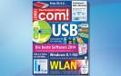 Hier finden Sie Ergänzungen und Korrekturen zu Heft 1/2014 des com! Magazins. Käufer einer com!-Ausgabe ohne Datenträger erhalten hier zudem Software, die sich sonst nirgendwo herunterladen lässt.