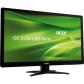 Acer G226HQLBbd: 21,5 Zoll, Panel TN + Film, 5 ms Reaktionszeit, Kontrast 1000:1, 200 cd/m² Helligkeit.