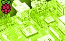 Der Raspberry Pi ist ein vollwertiger PC. In Wirklichkeit ist er nur so groß wie eine EC-Karte – die Bilder unseres Profi-Wissens sind stark vergrößert.