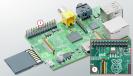 GPIO-Leiste: Die GPIO-Leiste besteht aus 26 Pins. GPIO steht für General Purpose Input/Output.