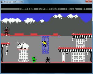 Ultimate Bruce Lee ist ein kostenloses Remake des C64-Klassikers von 1984. Die Neuauflage präsentiert sich entweder im charmanten Retro-Stil mit Klötzchen-Grafik…
