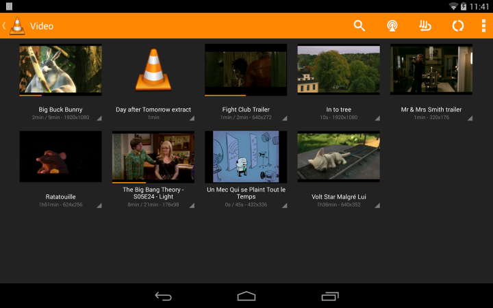 VLC Android Open Source App