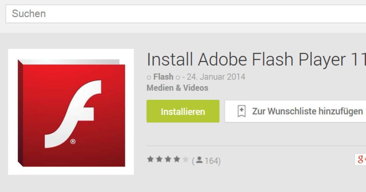 adobe flash player funktioniert nicht mehr