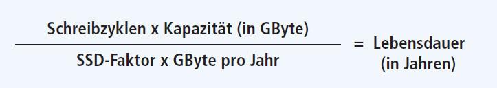 Ssd Lebensdauer Berechnen : kaufberatung solid state drives com professional ~ Themetempest.com Abrechnung