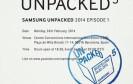 Samsung hat Einladungen zu einer Veranstaltung auf dem Mobile World Congress im Februar verschickt. Der Name der Veranstaltung deutet darauf hin, dass das neue Flaggschiff Galaxy S5 vorgestellt wird.