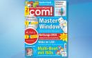 Das com! Magazin 3/2014 liegt ab 7. Februar 2014 für Sie am Kiosk bereit. Wenn Sie vorab schon einmal reinschnuppern möchten, dann laden Sie hier unsere kostenlose Leseprobe.