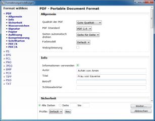 pdf24 neuestes deutsches update