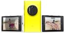 Trotz aufwendiger Zeiss-Optik beträgt das Gewicht des Lumias noch durchaus akzeptable 158 Gramm.