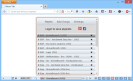 Die Firefox-Erweiterung Firetube verwandelt die Add-on-Leiste des Browsers in eine komfortable Musikbox. Zur Titelauswahl und als Musikquelle nutzt die Erweiterung das Videoportal Youtube.