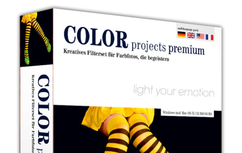 Bildbearbeitungs-Software: Color Projects Premium für Bildkorrekturen