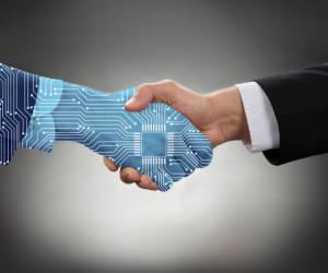Zusammenarbeit von Menschen und Maschinen