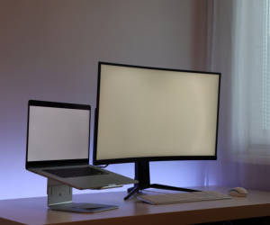 Mitarbeiter bevorzugen Zweit-Monitor im Homeoffice