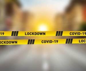 Harten Blitz-Lockdown über Ostern beschlossen