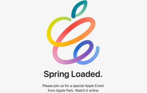 Apple Spring Loaded
